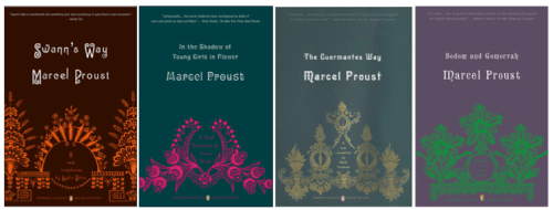 Proust covers