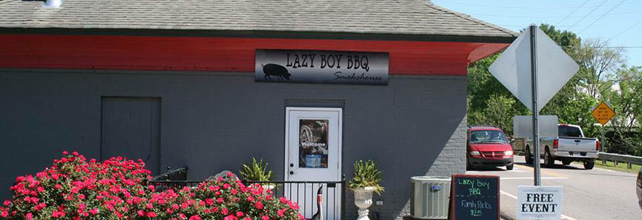 Lazy Boy BBQ Smoke House Alabaster Alabama