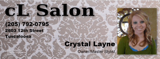 CL Salon in Tuscaloosa Alabama, TradeX, Trade Partner Exchange Member
