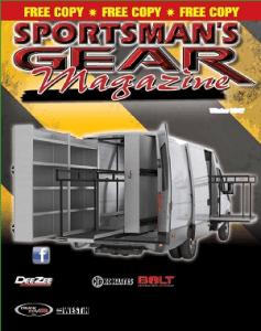 Sportsman Gear Magazine Birmingham Alabama 3