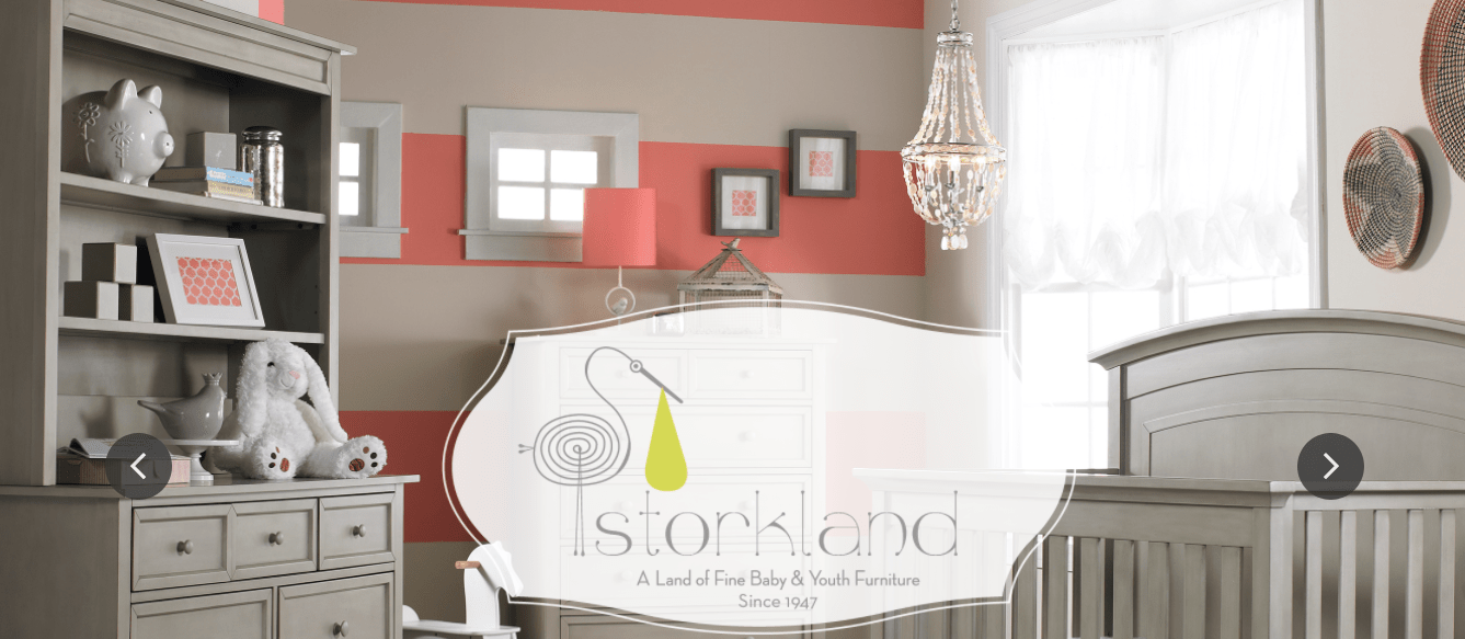 Storkland Baby & Kid Furniture Bunny Room Birmingham Alabama