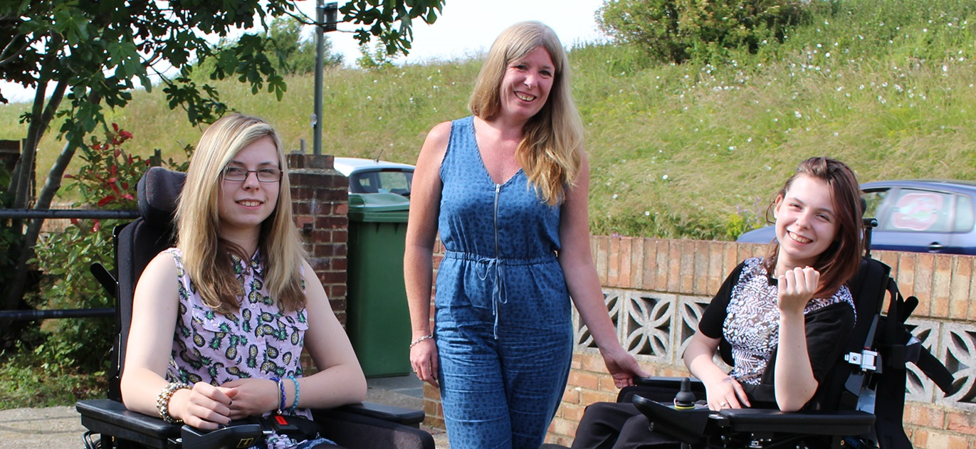 Twins continue catering qualifications thanks to donated Balder wheelchairs