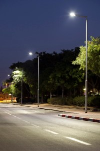Israel street light project (SR-JRA2 Street Lights ...