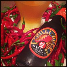 Matso's Chilli Beer