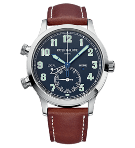 Patek Philippe Ref. 5524 Calatrava Pilot Travel Time