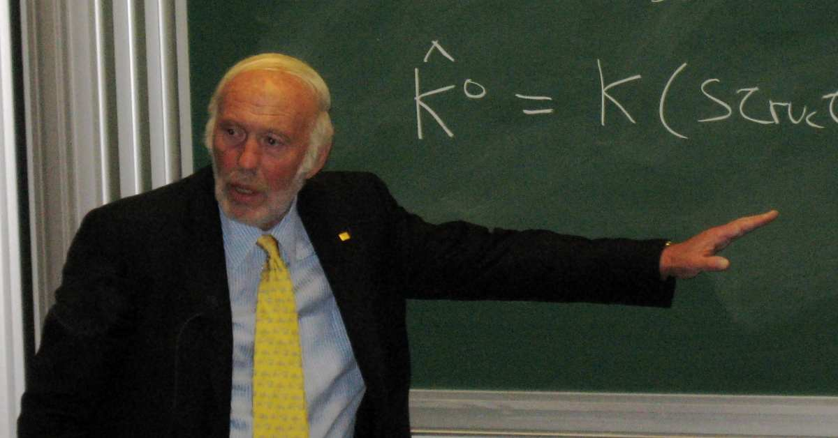 Trading Legends: Jim Simons
