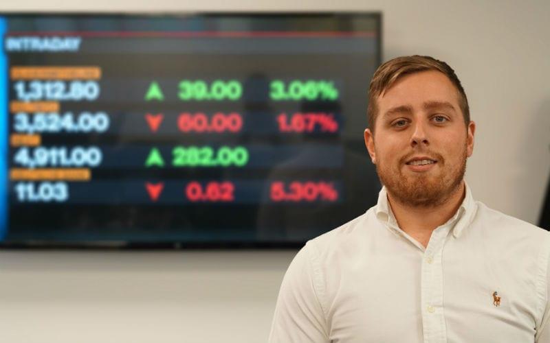 Trader Dozen: Samuel Leach