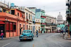 Historic Cuba