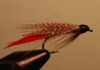 grizzly king wet wet fly is a good mid-water imitator