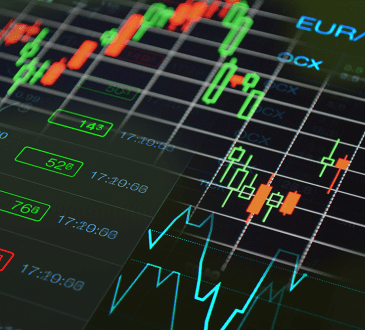 Types of Forex charts