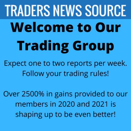 Traders News Source – New Members