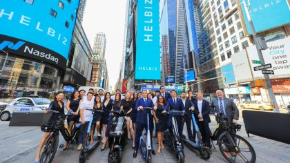 Helbiz (NASDAQ: HLBZ) Is Leading the Way in the Nascent Micro Mobiliy Sector as a Newly Listed NASDAQ Company