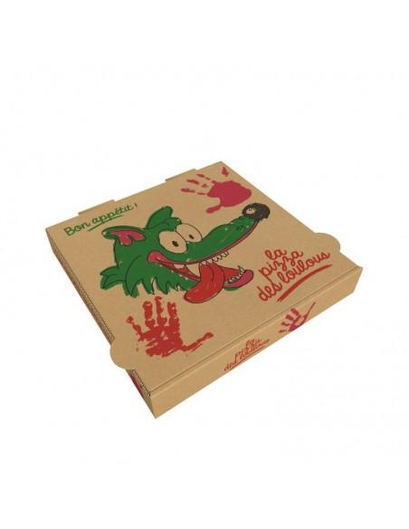 boite a pizza enfant