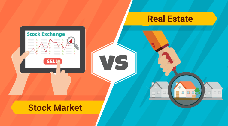real estate vs stock investment - who is the winner?