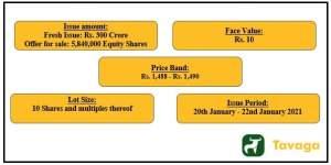 Indigo IPO Details
