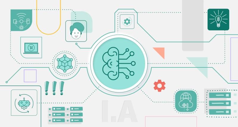 Inteligencia artificial como habilitador tecnológico.
