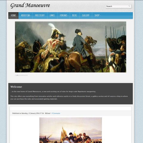Grand Manoeuvre