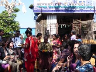 community leaders in Mandala