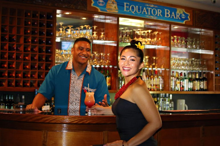 Tradewinds Equator Restaurant & Bar