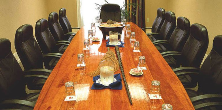 American Samoa conference rooms