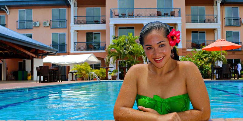 Hotels in Pago Pago