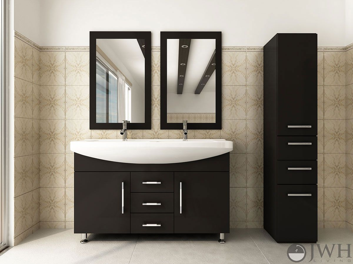 Bathroom Vanities With Sitting Area What Is The Standard Height Of A Bathroom Vanity