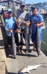 wahoo black fin tuna amberjack DRumstick