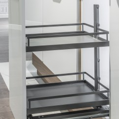 5 Drawer Kitchen Base Cabinet Best Appliances For The Money Unit Pull-out - Kesseböhmer Style, ...