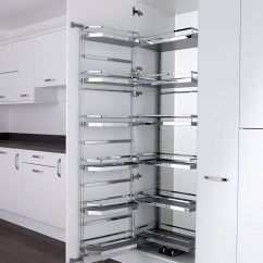 Pull Out Kitchen Cabinet Model Homes Pictures Tandem Larder - Kesseböhmer Style 500mm W ...