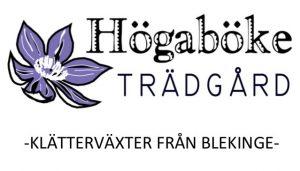 Logga Högaböke Trädgård
