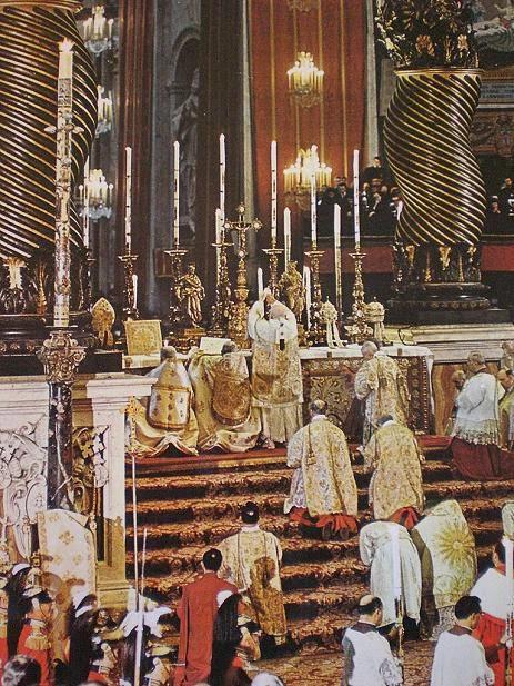 Pontifikalna (papinska) Misa sv. Ivana XXIII.