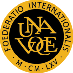 """Logo udruženja """"Una Voce"""""""
