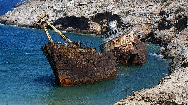 le naufrage de l'échec en trading