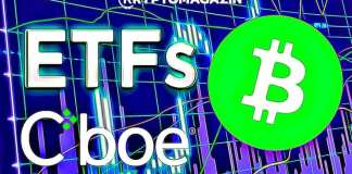 cboe bitcoin ETF