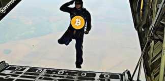 Bitcoin-pád