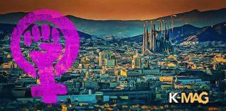 barcelona město urbanismus ženy