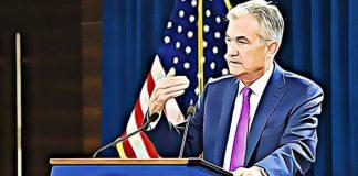 Jerome Powell Fed USA akcie indexy