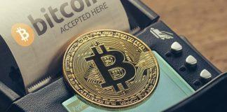 bitcoin btc krypto terminál účtenka accepted here kryptoměny