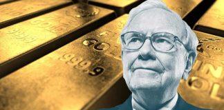 Bilionář Warren Buffett prodává akcie a nakupuje zlato! Přejde i na Bitcoin?