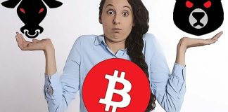 Bitcoin bull vs. bear trend