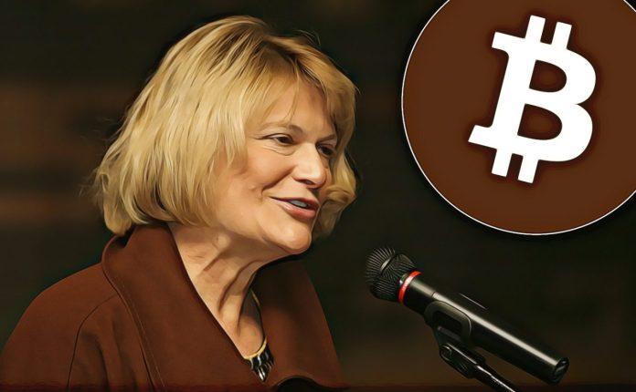 Do amerického Senátu se dostala HODLerka! Chce protlačit Bitcoin mezi elity