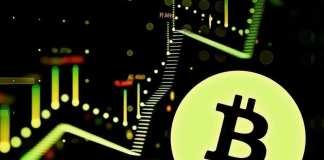 Bitcoin opět na $60 000 - Log graf prozrazuje, jak vysoko vystoupá v dubnu