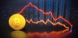 Připravme se na další propady, neboť Bitcoin konsoliduje v trojúhelníku