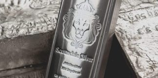 skotské stříbro komodity drahé kovy unce