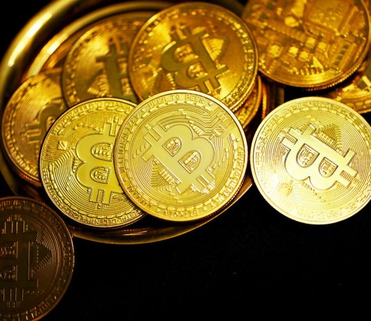 Bitcoin BTC miska
