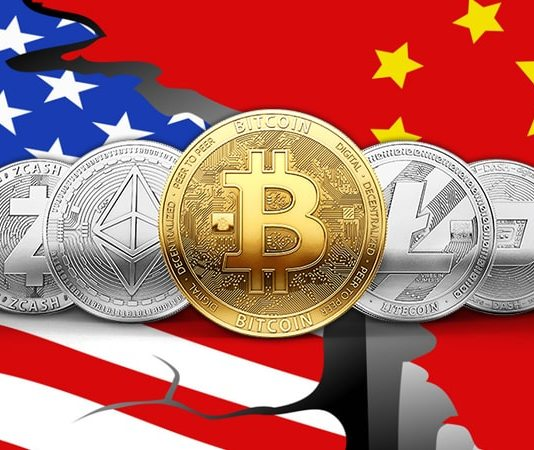 Čína vs. USA - digitální jüan vyostřuje napětí dvou největších ekonomik světa