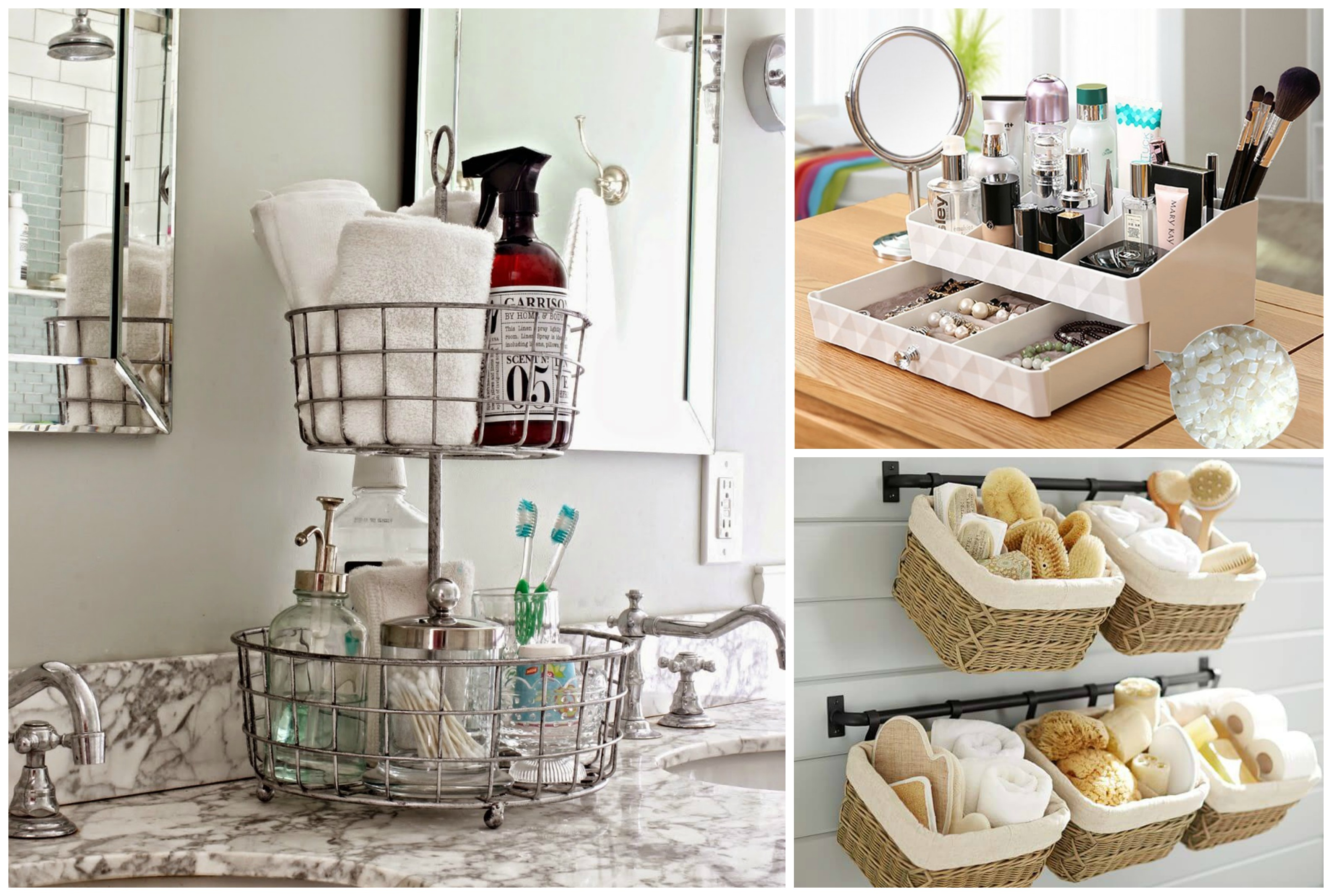 How To Organize A Bathroom 13 Brilliant Ways To Organize Your Bathroom