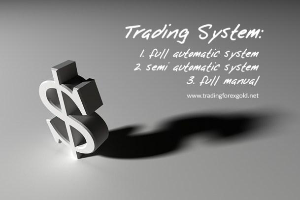 sistem trading