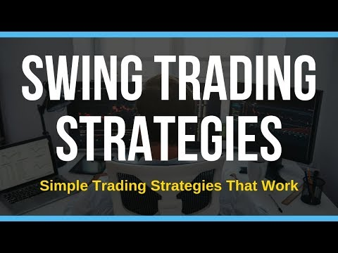 Ultimate Guide To 3 Simple Swing Trading Strategies ...