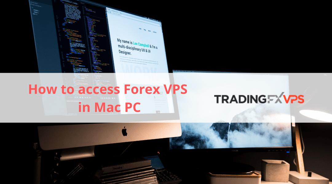 Как получить доступ к Forex VPS из Mac OS — Руководство
